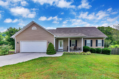 Lenoir City Single Family Home For Sale: 440 Midway Rd