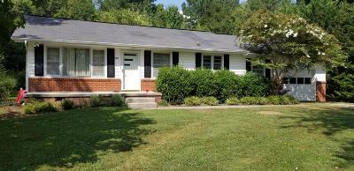 Knoxville Single Family Home For Sale: 8929 Pleasant Hill Rd