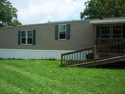 Crossville TN Single Family Home For Sale: $109,900