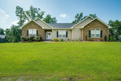 Crossville TN Single Family Home For Sale: $259,900
