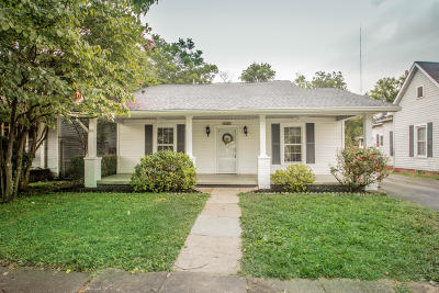 Knoxville Single Family Home For Sale: 319 E Burwell Ave