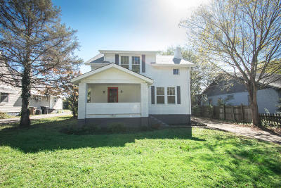 Knoxville Single Family Home For Sale: 2716 Fairmont Blvd