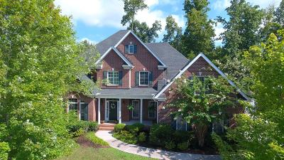 Knoxville Single Family Home For Sale: 9719 Valley Woods Lane