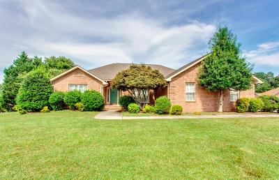 Maryville Single Family Home Pending - Continue To Show - I: 211 Manchester Drive