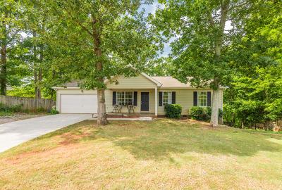 Lenoir City Single Family Home For Sale: 475 Ridgebark Lane
