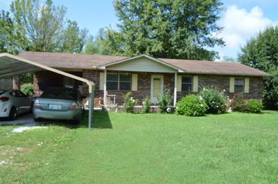 Crossville Single Family Home For Sale: 1215 Pomona Rd