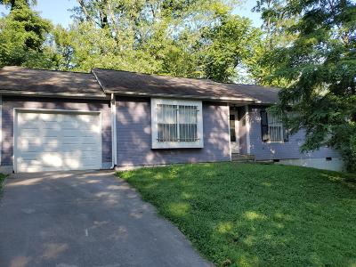 Knoxville Single Family Home For Sale: 401 Surrey Rd