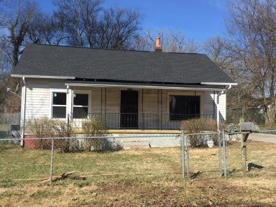 Knoxville Single Family Home For Sale: 2647 Selma Ave