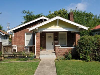 Knoxville Single Family Home For Sale: 2853 Linden Ave