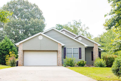 Maryville Single Family Home Pending - Continue To Show: 1810 Crazyhorse Drive