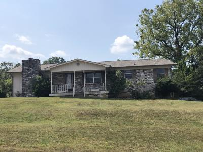 Jefferson City Single Family Home For Sale: 631 Hillview Lane