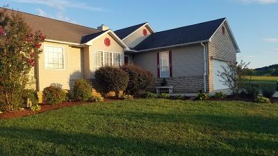 Monroe County Single Family Home For Sale: 3210 Niles Ferry Rd