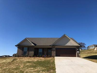 Friendsville Single Family Home For Sale: 1409 Sally View Drive