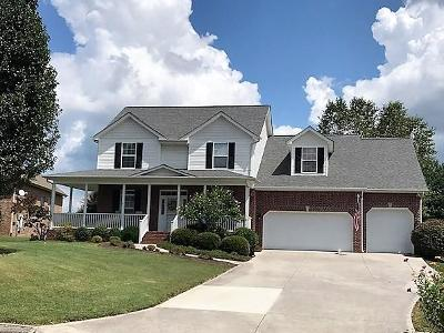Knoxville Single Family Home For Sale: 1363 Paxton Drive