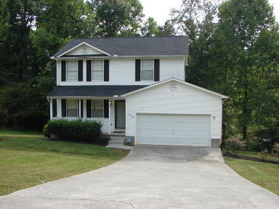 Knoxville Single Family Home For Sale: 7416 Mountie Lane