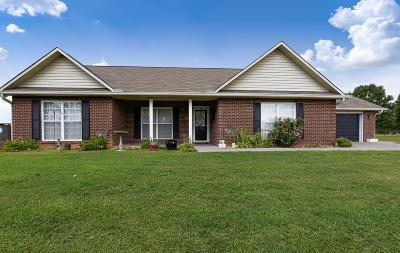 Maryville Single Family Home For Sale: 4312 Pea Ridge Rd