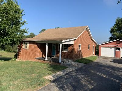 Knoxville Single Family Home For Sale: 8705 Oaks Rd