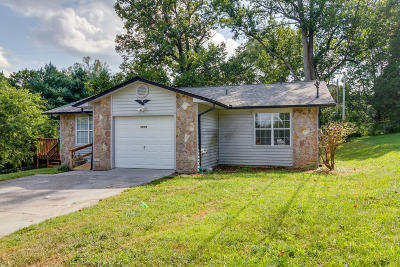 Single Family Home For Sale: 5856 Solar Drive