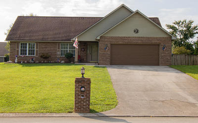 Maryville Single Family Home For Sale: 2318 Dublin Drive
