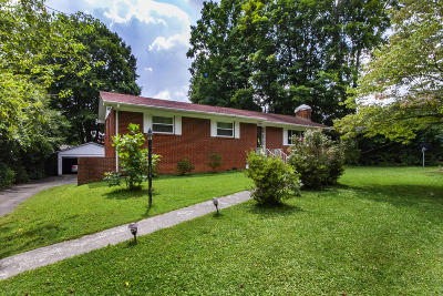 Knoxville Single Family Home For Sale: 6912 NW Havernhill Drive