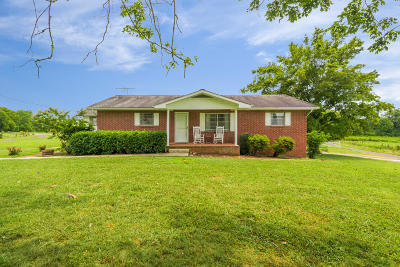 Knoxville Single Family Home For Sale: 3200 Rush Miller Rd