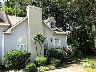 Oak Ridge Single Family Home For Sale: 123 Hanover Place