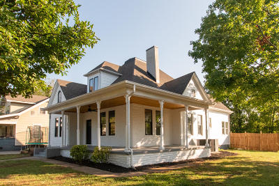 Knoxville Single Family Home For Sale: 2416 Nadine St