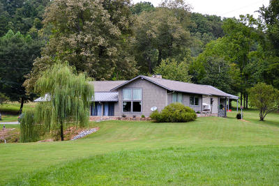 Blount County Single Family Home For Sale: 1355-0 Glover Rd