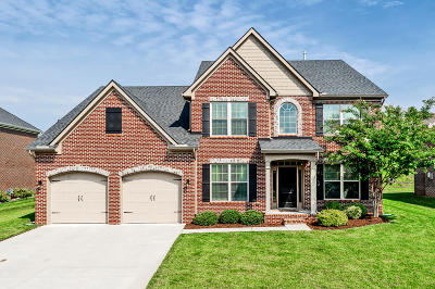 Knoxville TN Single Family Home For Sale: $474,900