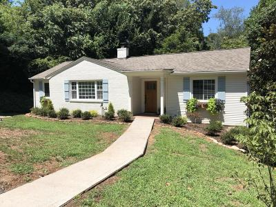 Knoxville Single Family Home For Sale: 4805 Bolling Lane
