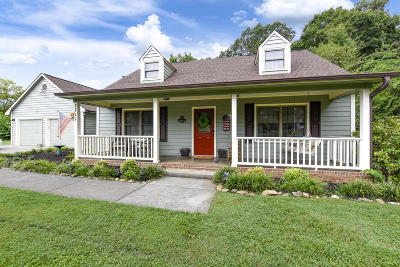 Maryville Single Family Home Pending - Continue To Show - I: 2211 Sourwood Court
