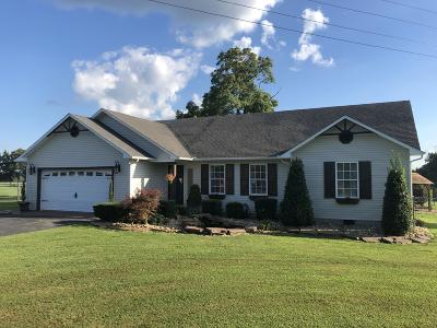 Crossville Single Family Home For Sale: 278 Ryan Rd