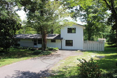 Knoxville Single Family Home For Sale: 820 Abington Lane