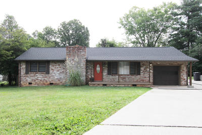 Knoxville Single Family Home For Sale: 5220 Winfield Lane