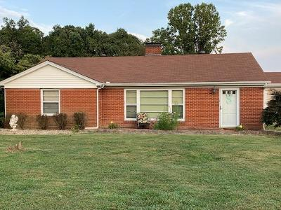 Knoxville Single Family Home For Sale: 630 Metler Drive