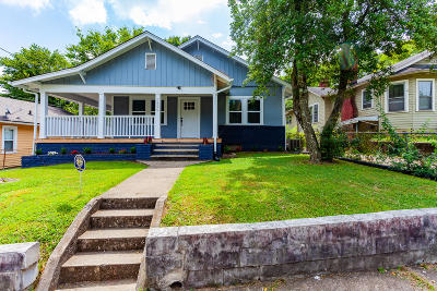 Knoxville Single Family Home For Sale: 3620 Ashland Ave