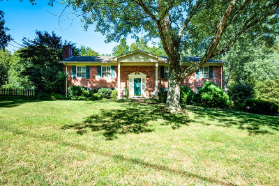 Knoxville Single Family Home For Sale: 309 Hardwicke Drive