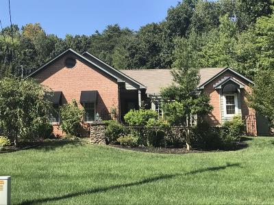 Knoxville Single Family Home For Sale: 7509 Jenkins Rd