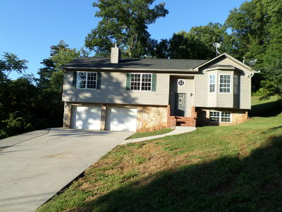 Knoxville Single Family Home For Sale: 508 Cimarron Tr