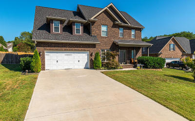 Knoxville Single Family Home For Sale: 2511 Kings Mountain Lane