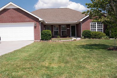 Maryville Single Family Home For Sale: 1620 Autumn Brook Drive