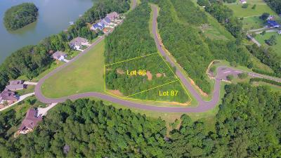 Monroe County Residential Lots & Land For Sale: L86/87 Falcon Tr