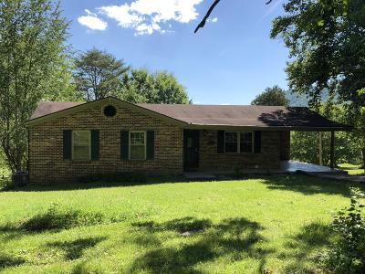 Caryville, Jacksboro, Lafollette, Rocky Top, Speedwell, Maynardville, Andersonville Single Family Home For Sale: 209 E Bowman Circle