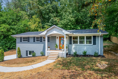 Knoxville Single Family Home For Sale: 5343 Mohawk Drive