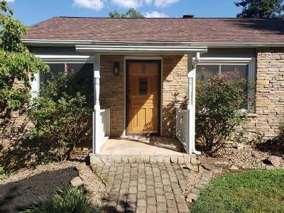 Single Family Home For Sale: 1612 Cherry Drive