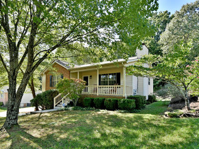 Knoxville Single Family Home For Sale: 4805 Camby Lane