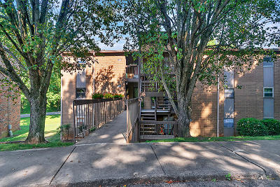 Knox County Condo/Townhouse For Sale: 419 Canberra Drive #127