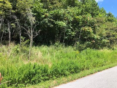 Anderson County, Campbell County, Claiborne County, Grainger County, Union County Residential Lots & Land For Sale: Chimney Rock