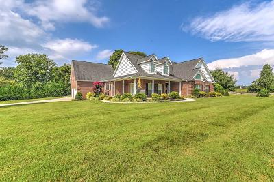 Knoxville Single Family Home For Sale: 4309 Harris Rd