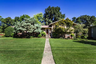 Knoxville Single Family Home For Sale: 8717 Wimbledon Drive